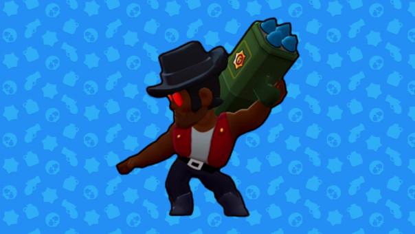 Персонаж Brock