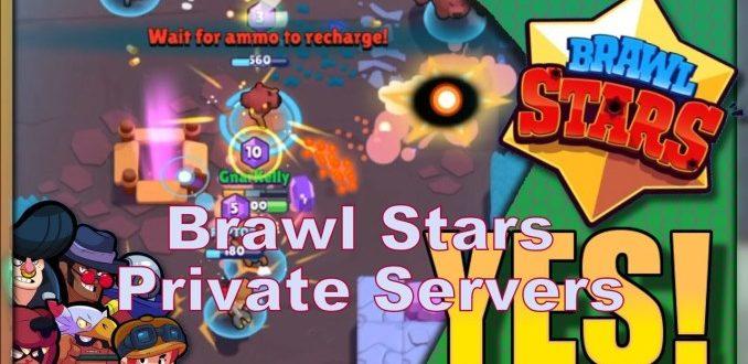 Приватный сервер Бравл Старс