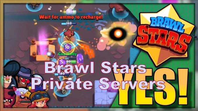 Скачать взломанную игру brawl stars