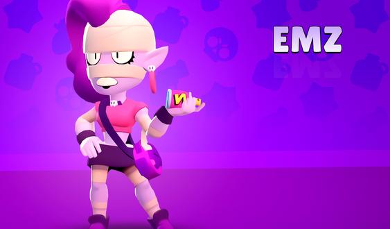 Емз в приватном сервере brawl stars