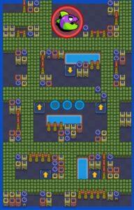 карта Forest City
