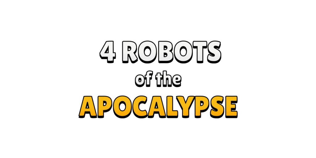 Роботы апокалипсиса для rebrawl