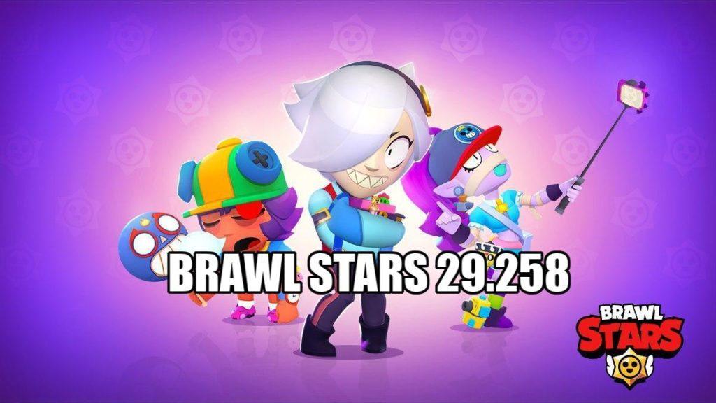 BRAWL STARS 29.258